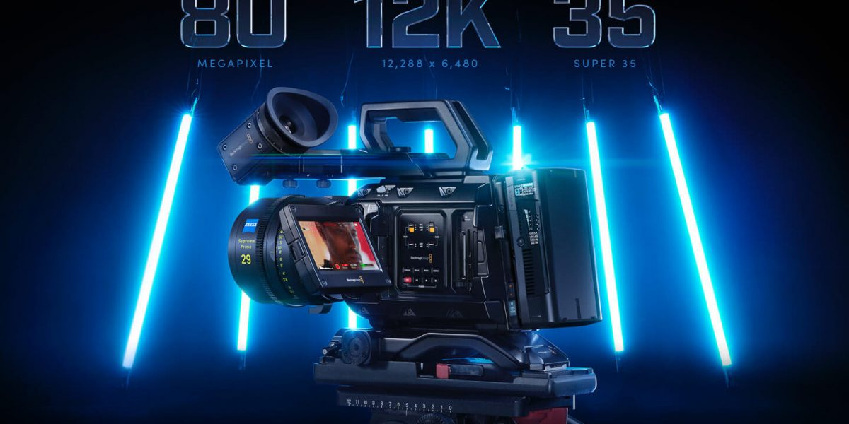 Blackmagic 12K